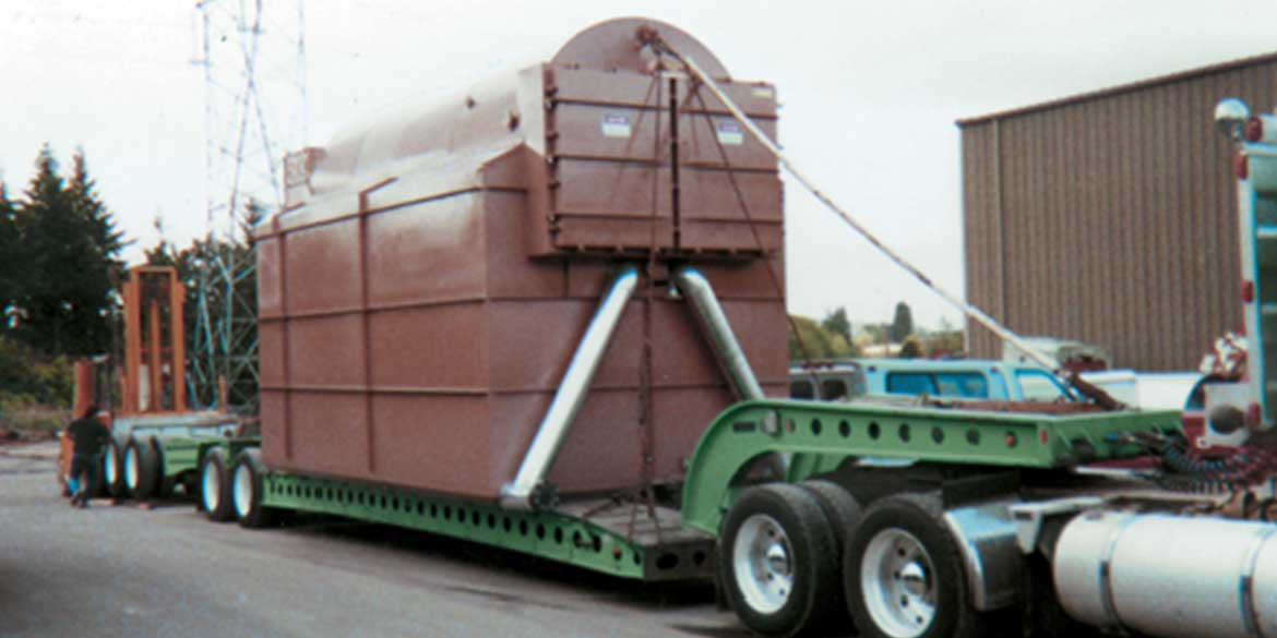 Wellons Package Boiler